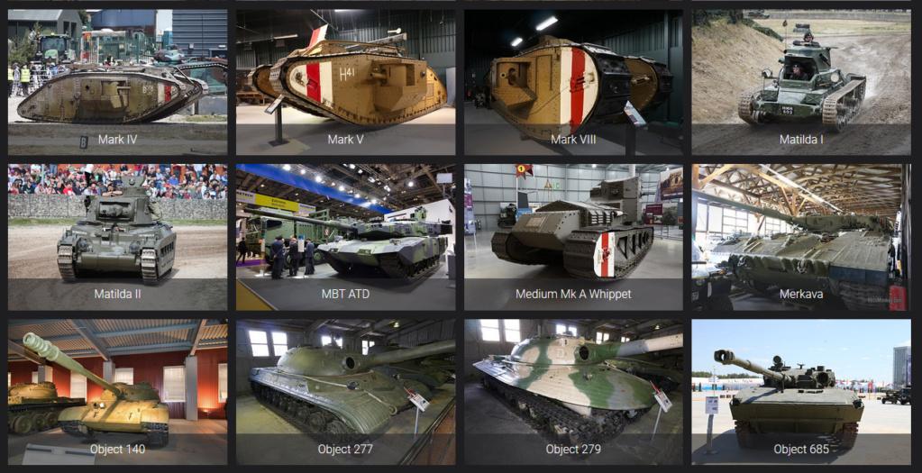 Lien pour détails de véhicules blindés Reconm24
