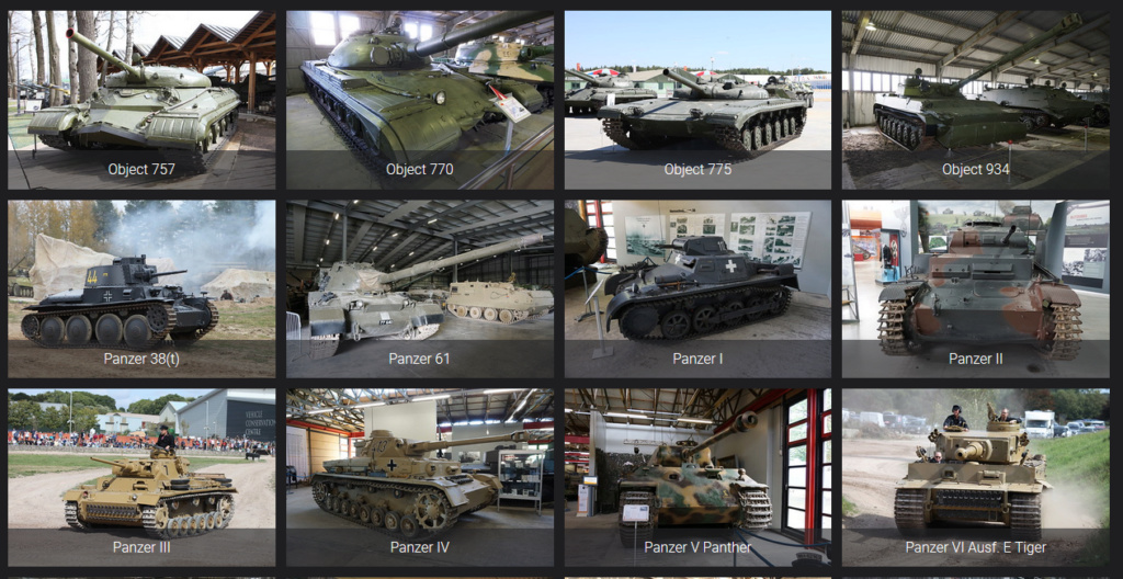 Lien pour détails de véhicules blindés Reconm28