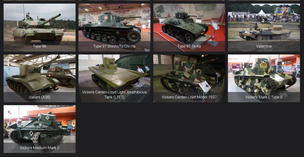 Lien pour détails de véhicules blindés Reconm29