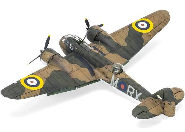 NEWS AIRFIX Bristol Blenheim Mk.IF 1:48 Shoppi10