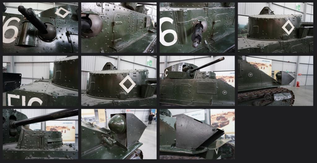 Lien pour détails de véhicules blindés Vicker11