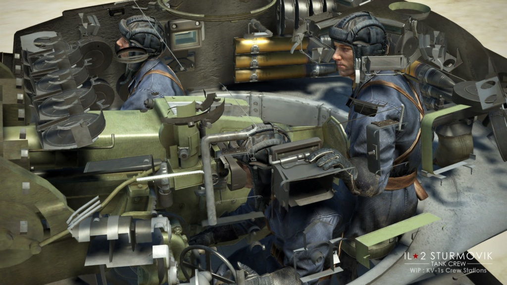 Tank Crew Videos and Pictures _kv1s_13