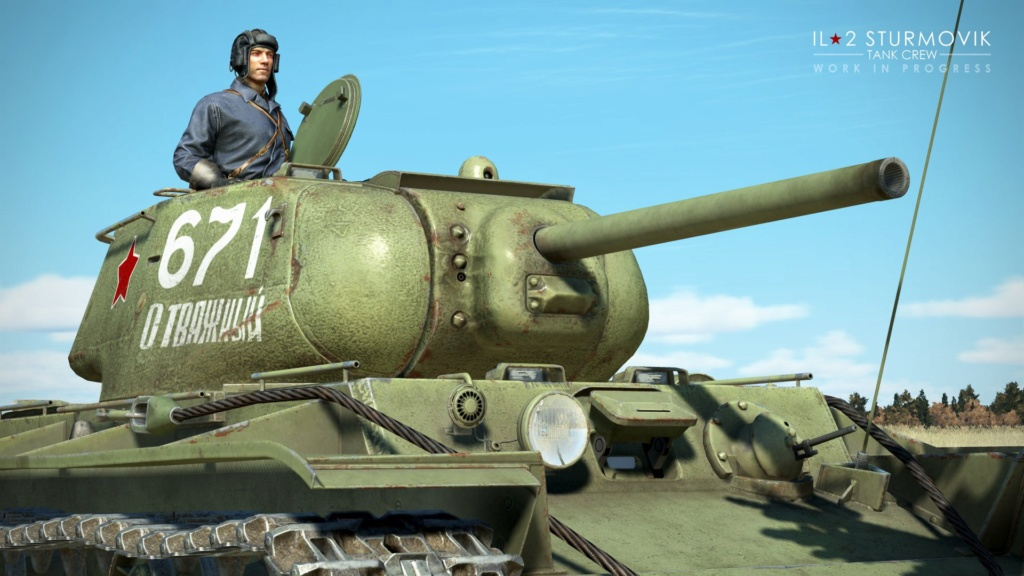 Tank Crew Videos and Pictures _kv1s_14
