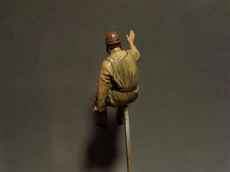 Tankiste chinois, parade de la victoire en 1949 [Takom 1/16e] Sl371115