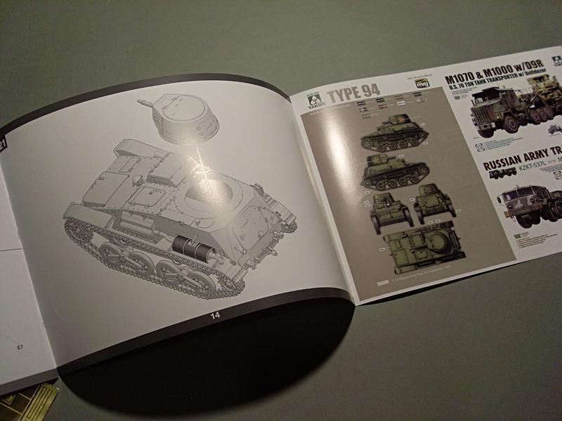 CHINESE ARMY TYPE 94 TANKETTE TAKOM 1/16 Sl379926