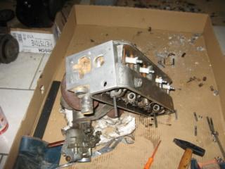 Restauration d'une Renault 4CV 1960 1010