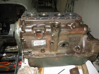 Restauration d'une Renault 4CV 1960 1710