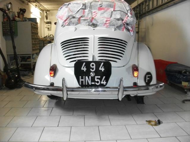 Restauration d'une Renault 4CV 1960 - Page 6 33712