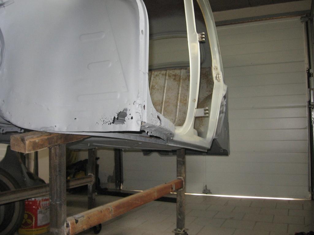 Restauration d'une Renault 4CV 1960 3411