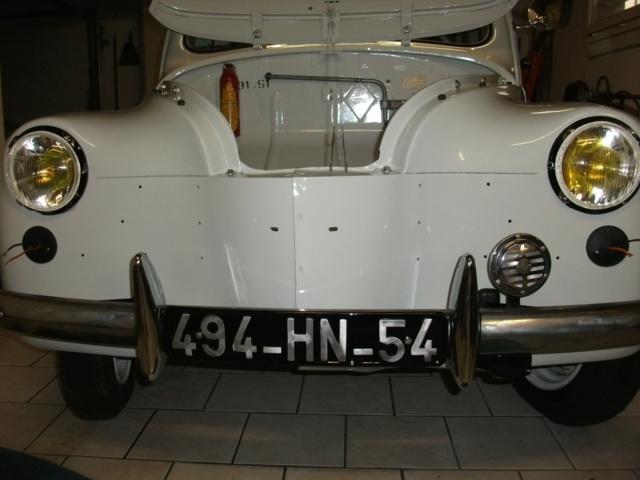 Restauration d'une Renault 4CV 1960 - Page 6 37710