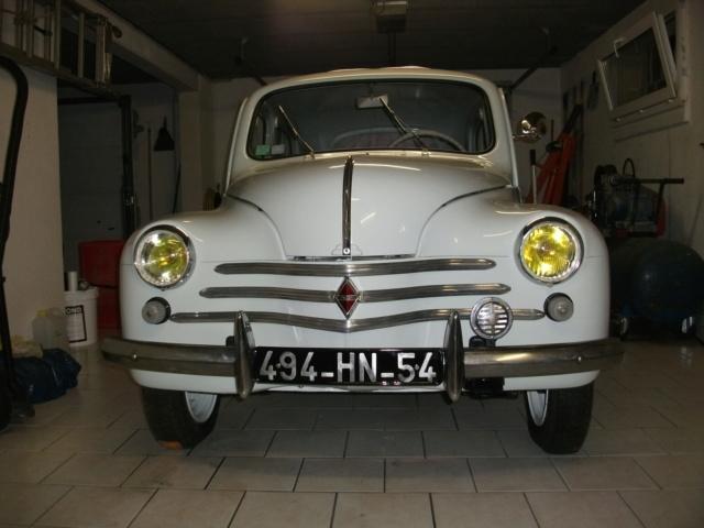 Restauration d'une Renault 4CV 1960 - Page 6 38210