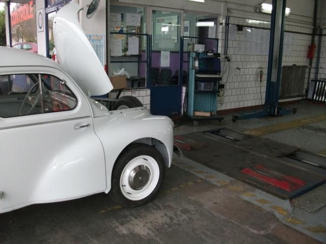 Restauration d'une Renault 4CV 1960 - Page 6 38310