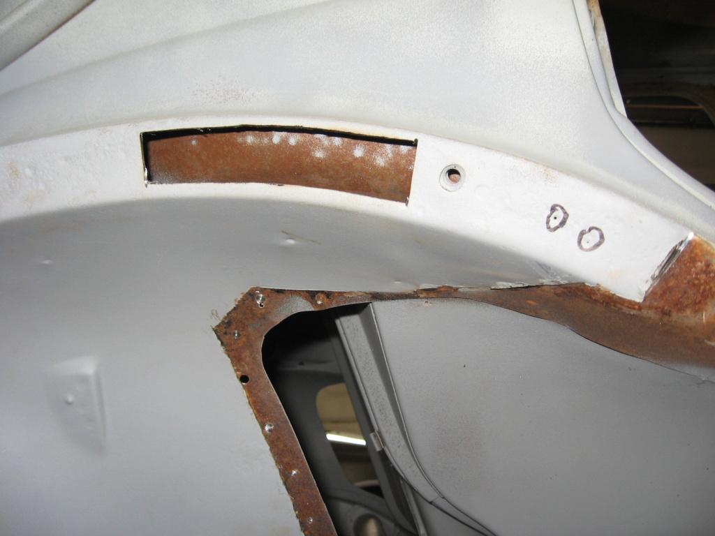 Restauration d'une Renault 4CV 1960 4410