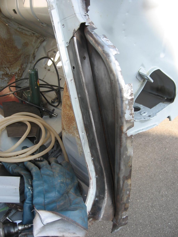 Restauration d'une Renault 4CV 1960 5610