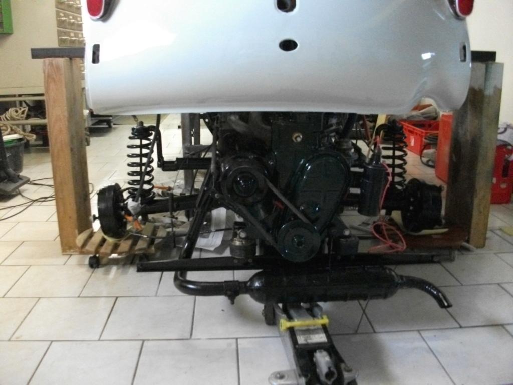 Restauration d'une Renault 4CV 1960 - Page 6 Dscf0811