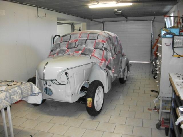 Restauration d'une Renault 4CV 1960 - Page 6 Dscf1012