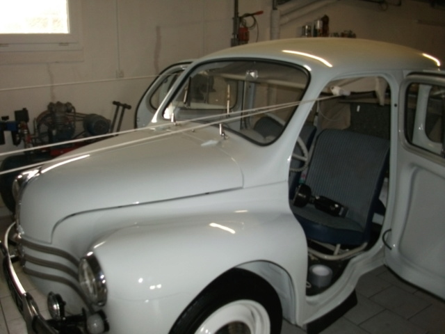 Restauration d'une Renault 4CV 1960 - Page 6 Dscf1226