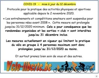 Ce dimanche 20 décembre Covid-14