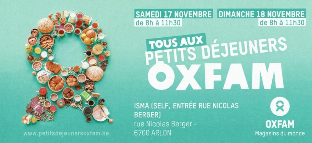 Ce dimanche 18 novembre : petit déjeuner et VTT ! Oxfam_10