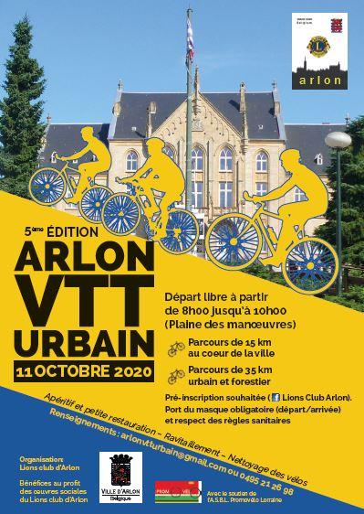 VTT urbain à Arlon (plaine des Manœuvres) ce 11 octobre Vtturb10