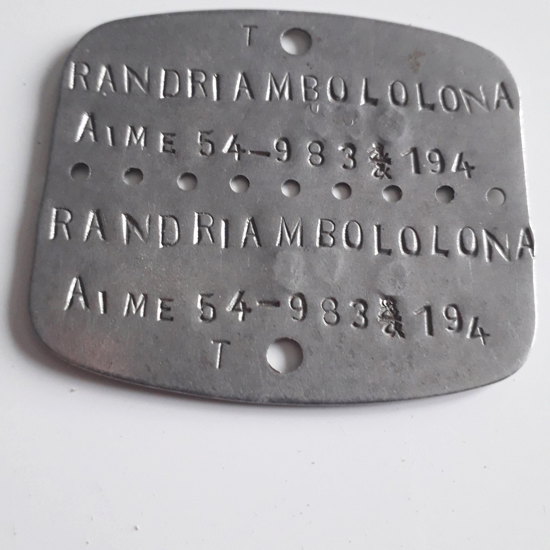 plaque francaise 20190143