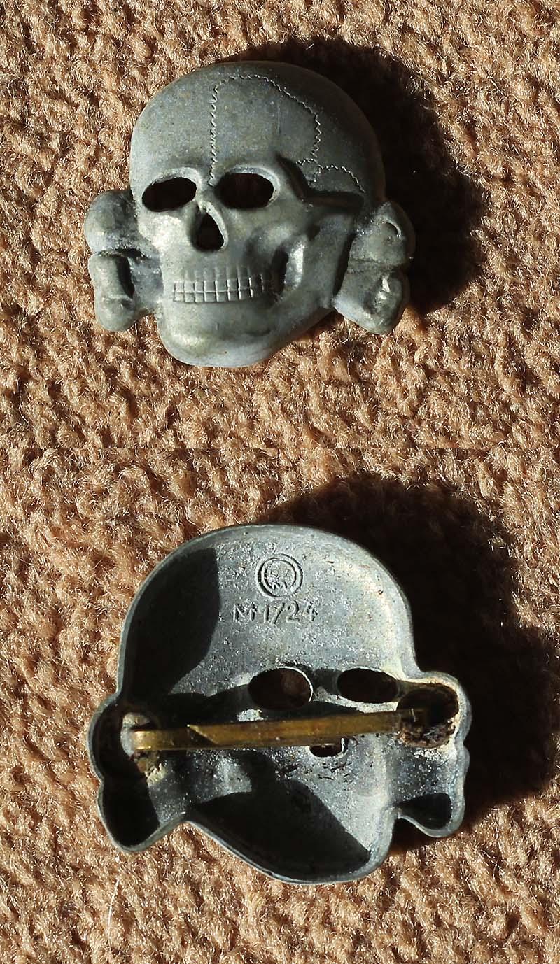 identification totenkopf  47310