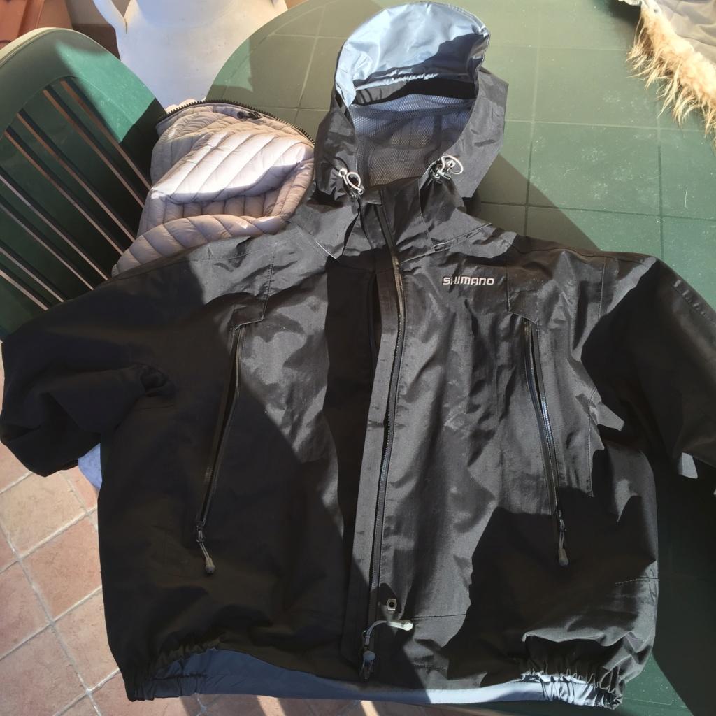[vendo]GIACCA WADING SHIMANO DRYSHIELD 0e9cfb10