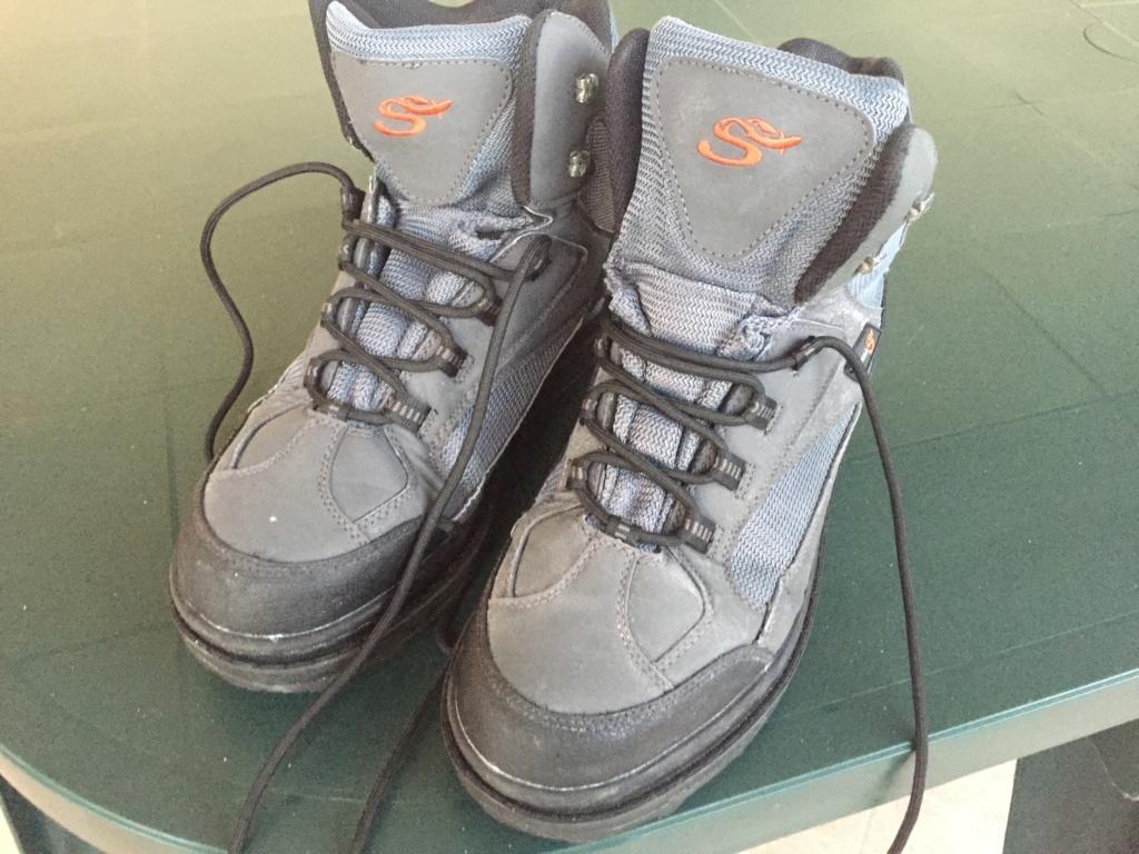 [vendo] scarpe wading scierra 44/45 271b1b10