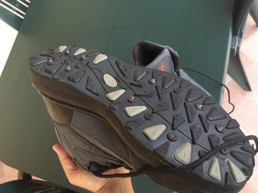 [vendo] scarpe wading scierra 44/45 C8781310