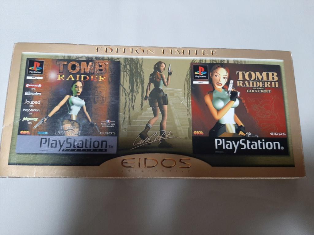 Pack Tomb Raider PS1 20200413