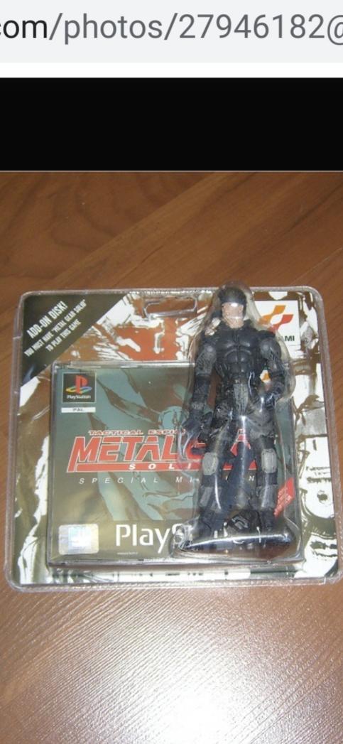 Metal Gear Solid Missions Spéciales Édition Limitée PS1 20200522