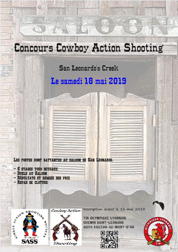 Cowboy Action Shooting OLD WEST FRENCH SHOOTERS - Portail Affich12