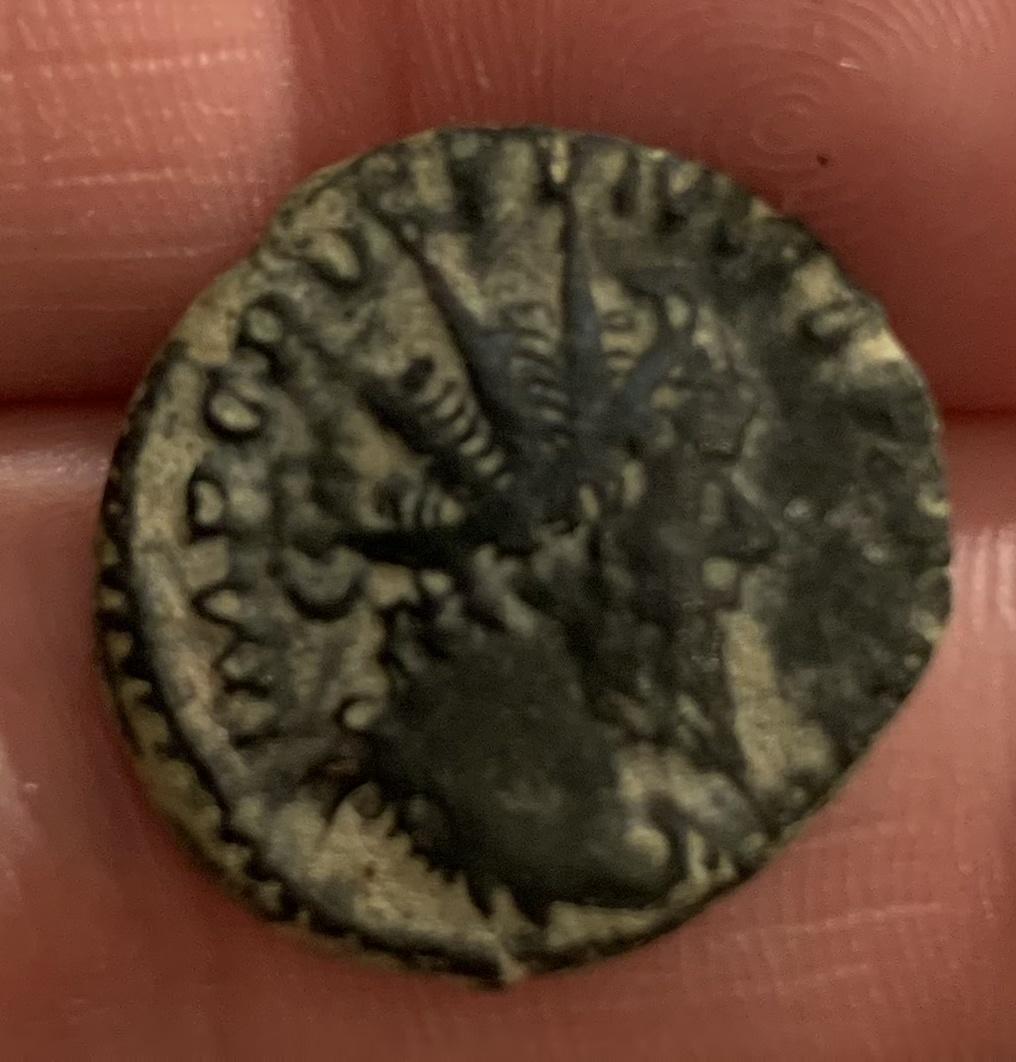 Antoniniano de Póstumo. IMP X COS V. Paz-Némesis a dcha. Trier Img_0411