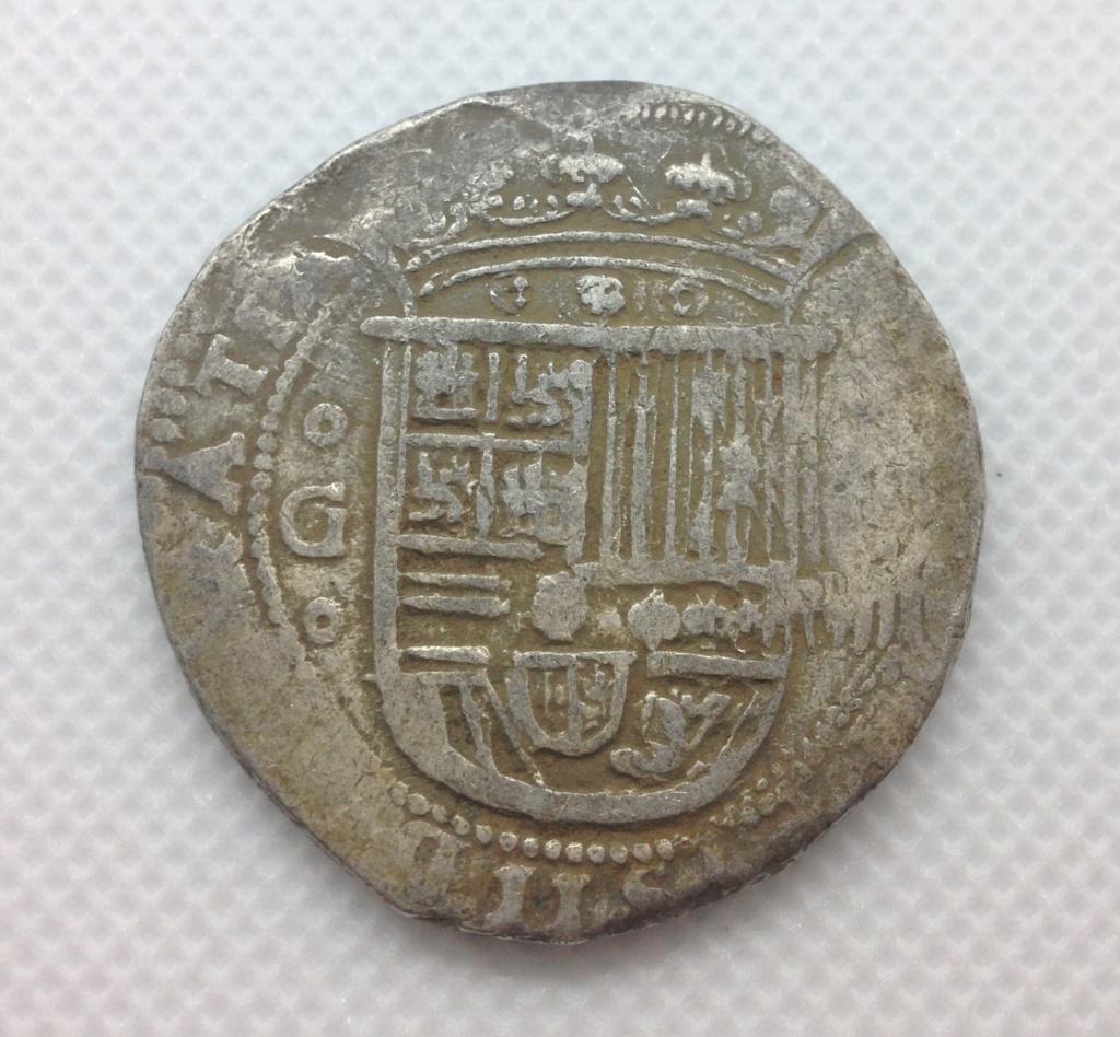 8 reales Felipe II - Granada Img_0811