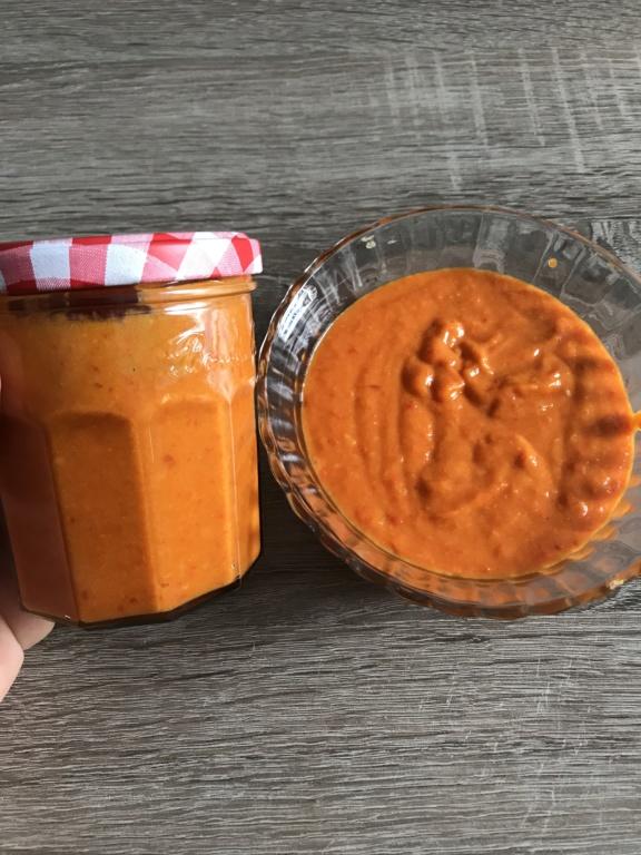 Crème de poivron maison  Cc9fc310