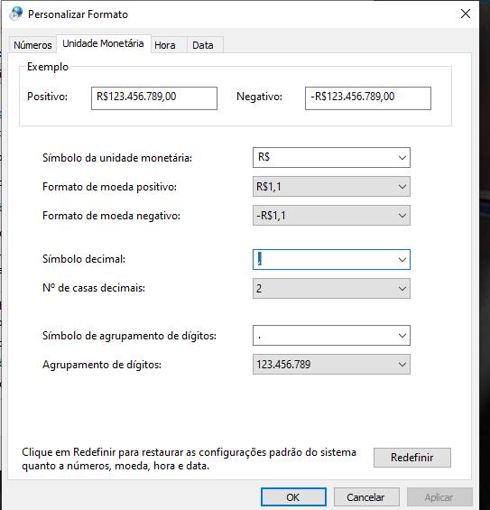 [Resolvido]Busca / filtro formulário continuo....Busca de valores R$ Format10