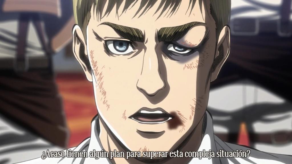 Shingeki no Kyojin Season 3 - #42 - Respuesta Tof_sh13