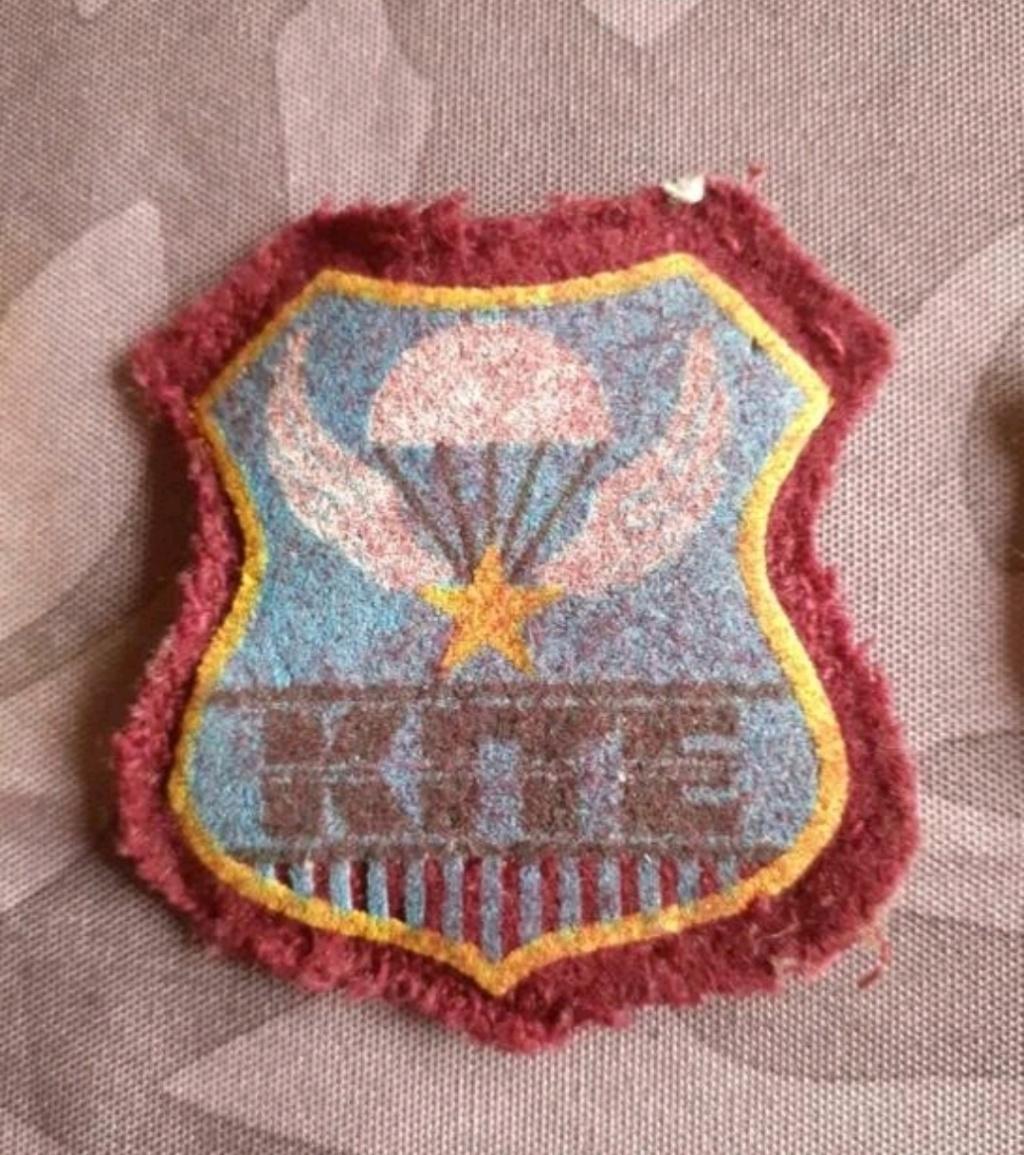 2 insignes tissus dont 1 para Img_2608