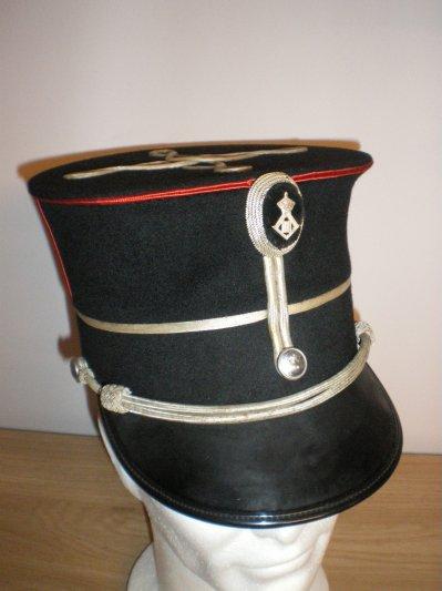 Shako gendarmerie Belge  Rcca8210