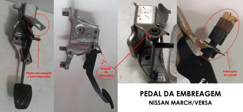 Uma solução para a provável fadiga na haste ou cilindro mestre da embreagem C10