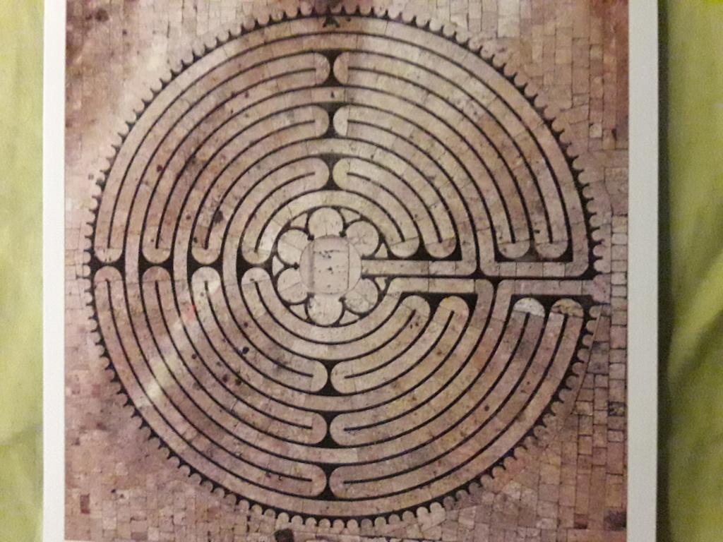 Le symbole du labyrinthe depuis la nuit des temps 20200614