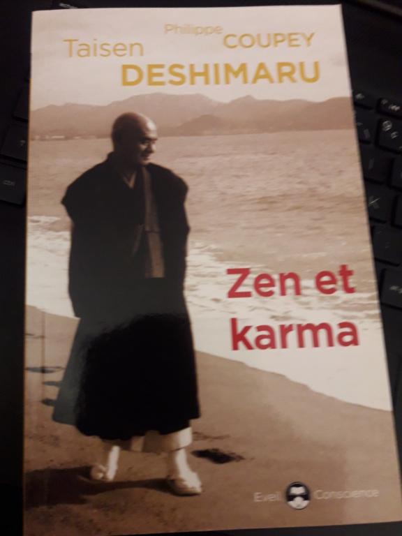 Une question à propos du Bouddhisme zen 20210716