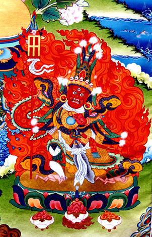 Une retraite dans un centre de la nouvelle tradition Kadampa Dorje_10