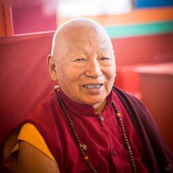 Enseignement du Lama TEUNZANG (Montchardon) sur le karma. R11