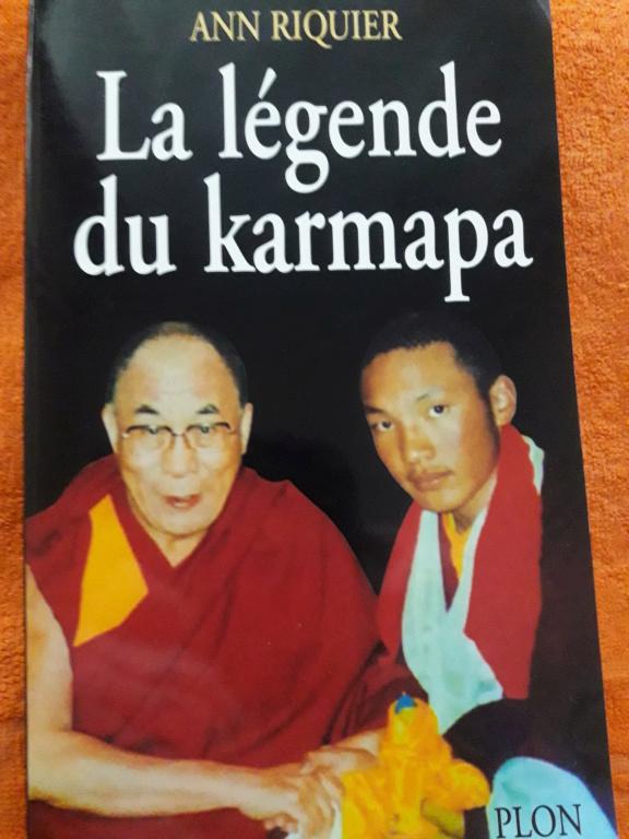 Etude sur le XVIIème Karmapa Thumbn10