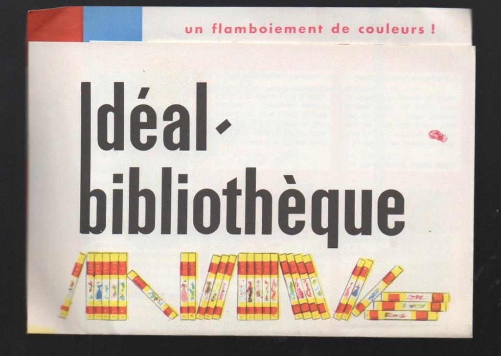 Publicités et catalogues sur l'Idéal-Bibliothèque Ib_cat12