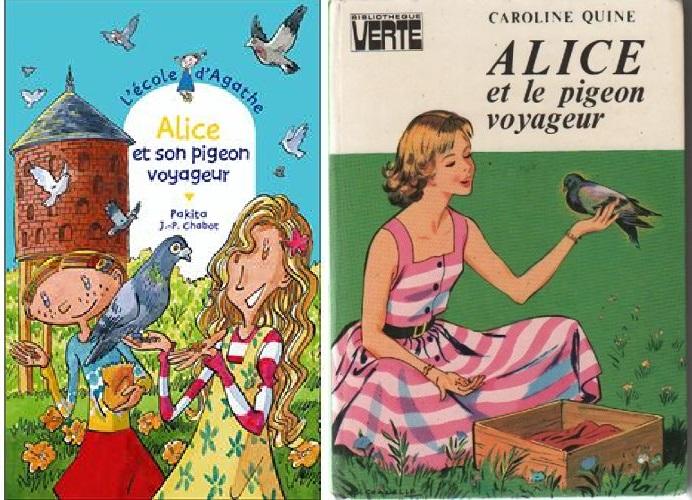 Alice et le pigeon voyageur (novembre 2012) Pigeon10