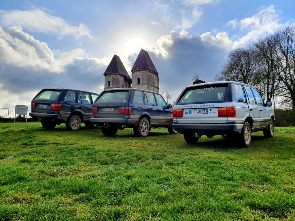 Retour photos de la rando 4x4 en baie de Somme  20200120