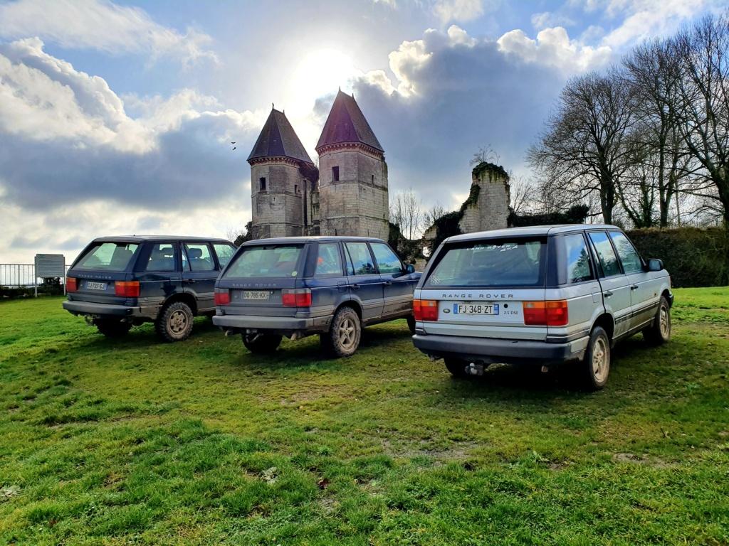 Retour photos de la rando 4x4 en baie de Somme  20200121