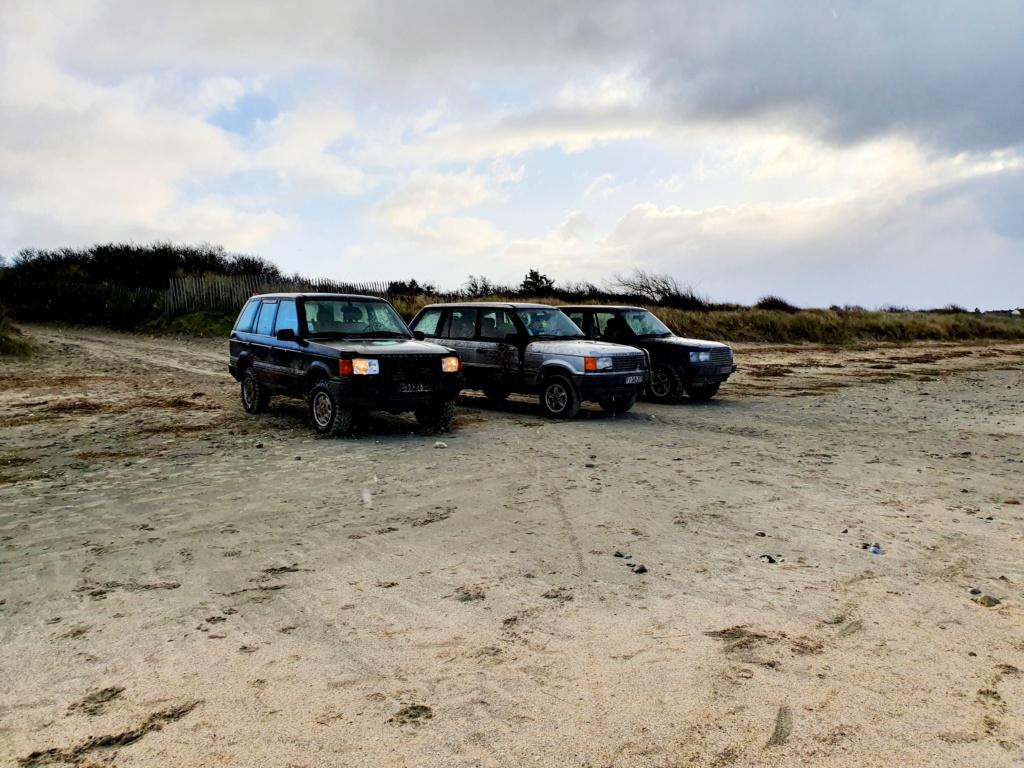 Retour photos de la rando 4x4 en baie de Somme  20200127